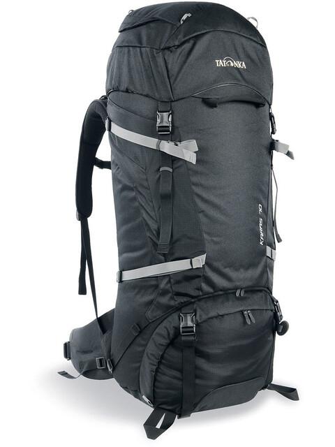 Tatonka Karas 70+10 Backpack black